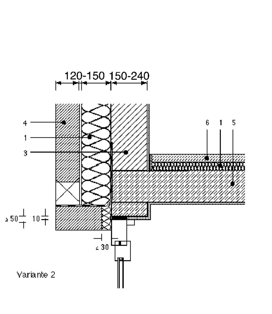 Bevorzugt 2.6.2 Verblendsturz : Architektenordner CX69