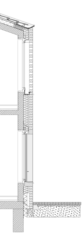 2 2 3 zweischalige wand teilweise mit w rmed mmung architektenordner. Black Bedroom Furniture Sets. Home Design Ideas