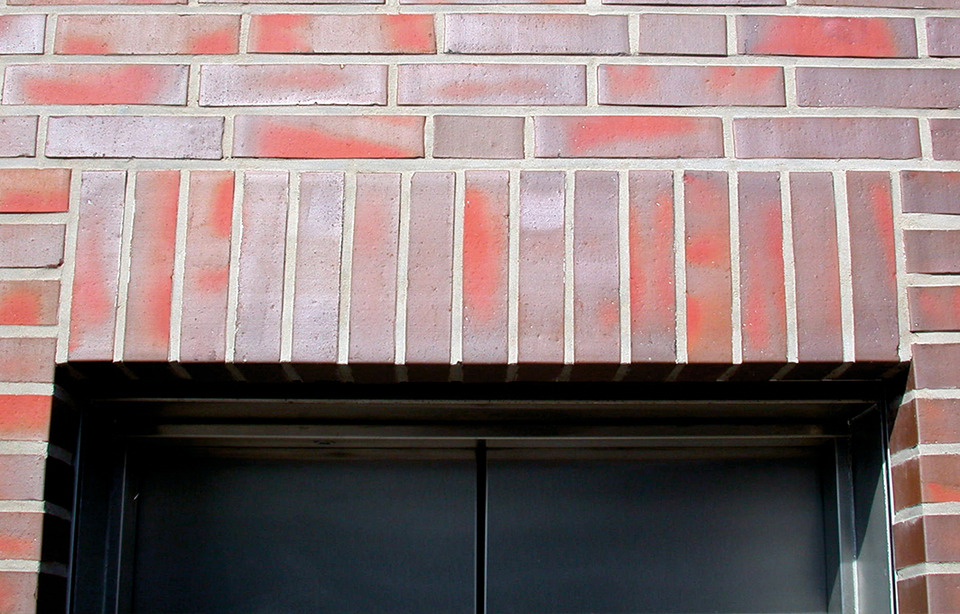 2 6 2 verblendsturz architektenordner - Fenster zumauern welcher stein ...