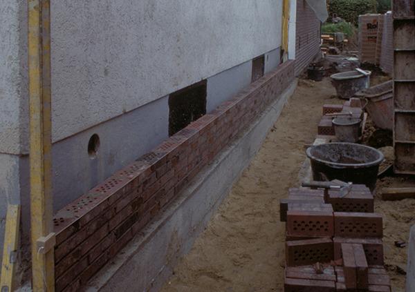 7 5 1 sanierung bestehender putzfassaden sanierungsdetails architektenordner. Black Bedroom Furniture Sets. Home Design Ideas